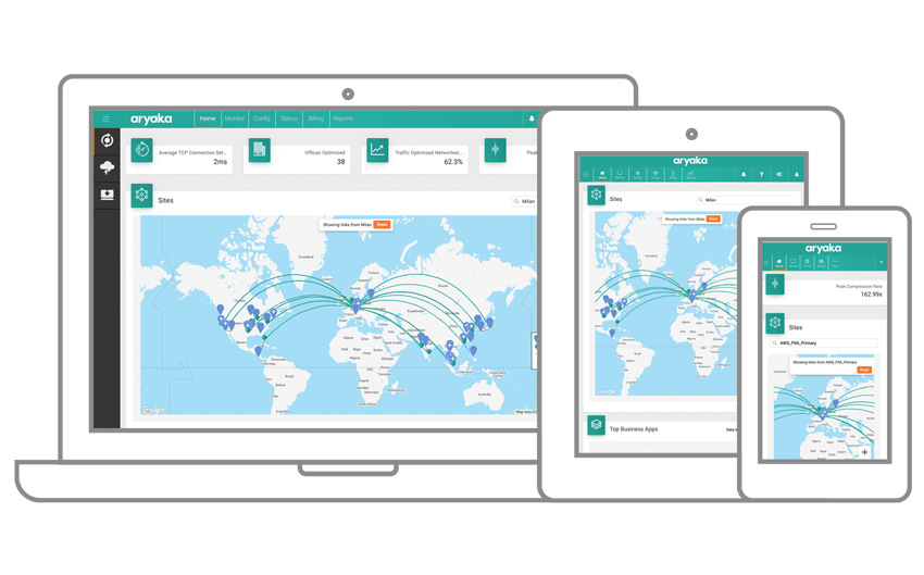 Network Monitoring and Visibility Portal
