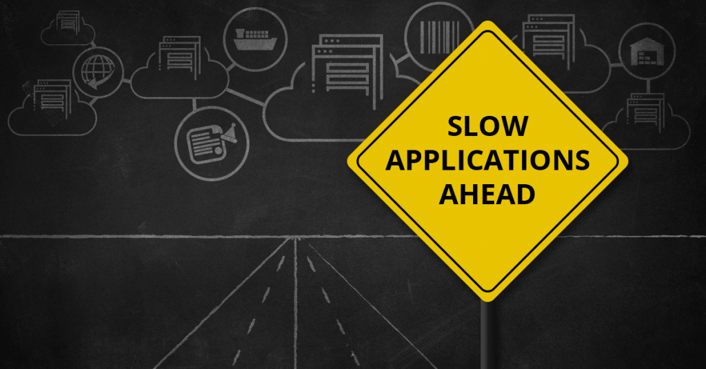 Are SaaS Cloud Applications Slowing You Down?