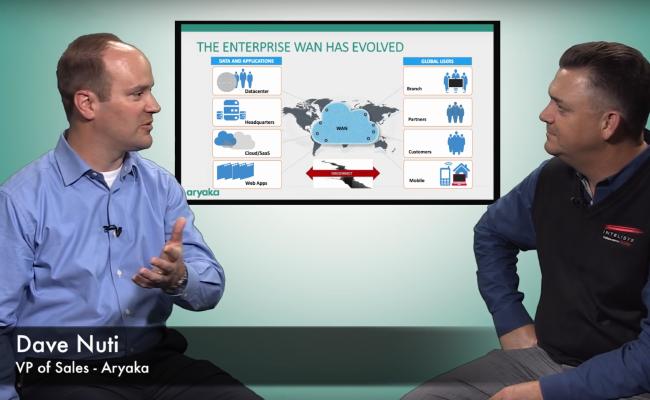 How the enterprise network has evolved