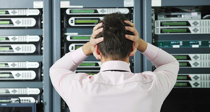Slow VPN Frustrates Employees