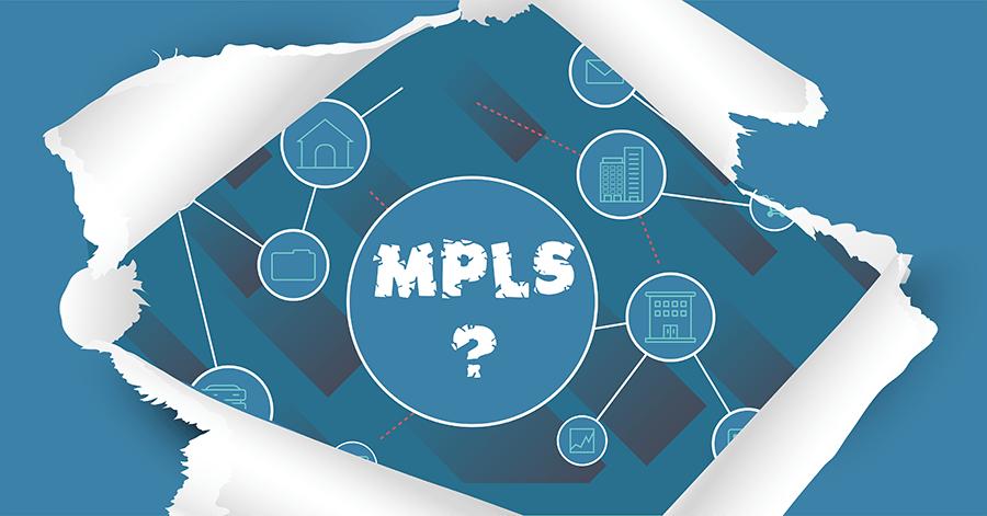 MPLS Network - A Tear Artboard