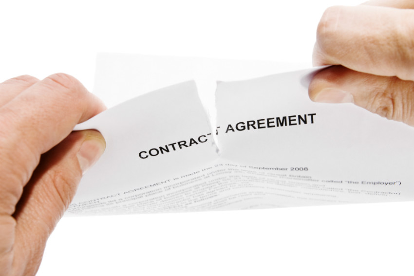 End MPLS Contract Agreement
