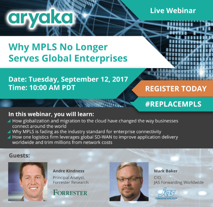 Why MPLS No Longer Serves Global Enterprises – Live Webinar
