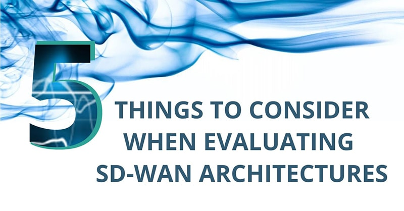 SD-WAN Architecture
