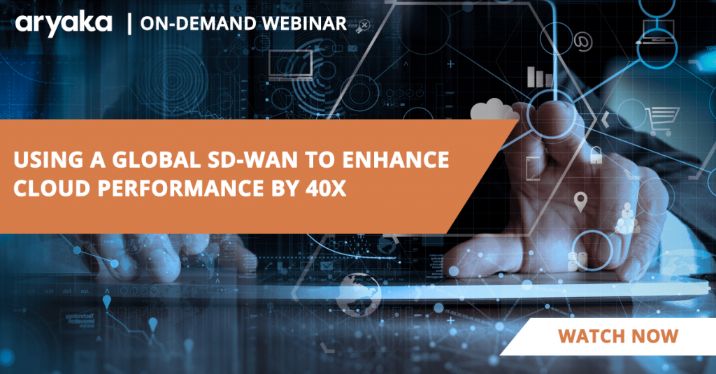 How SD-WAN Can Improve Application Performance for Global Enterprises