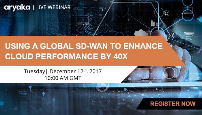 Enhance Cloud Performance by 40x – Register Now