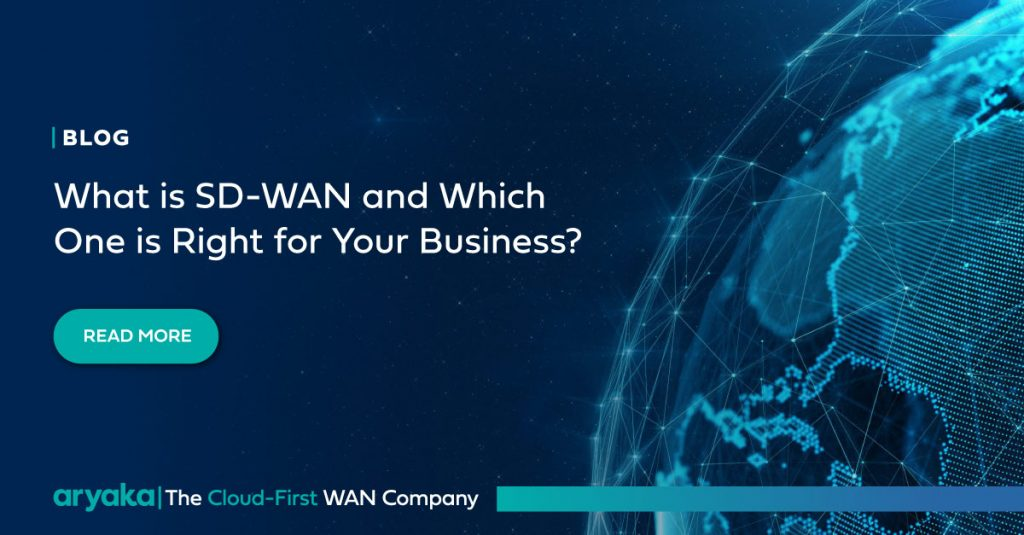 What is SDWAN and Which One is Right for Your Business?