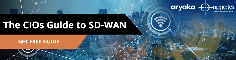 Download CIOs Guide to SD-WAN