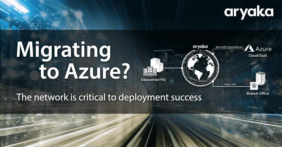 Migrating to Microsoft Azure