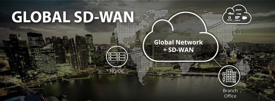 Global SD-WAN For APAC