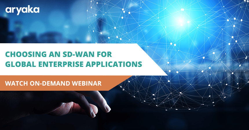 Global SD-WAN Replace MPLS Connectivity