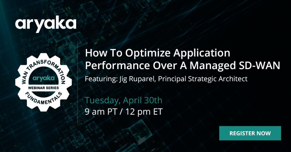 Join Our Webinar: Optimizing App Performance in the Cloud Era