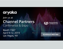 Learn how Aryaka can help transform your Customers' Organizations at the Channel Partners Conference.
