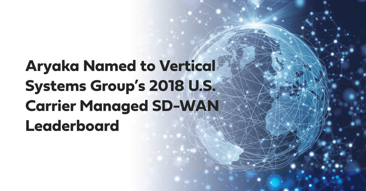 Vertical Systems Group's 2018