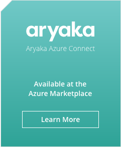 aryaka-azure-connect