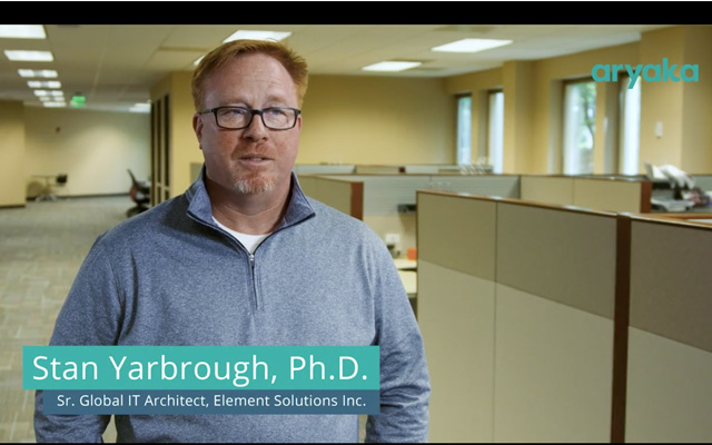 Element Solutions Simplifies Microsoft Azure Connectivity with Aryaka