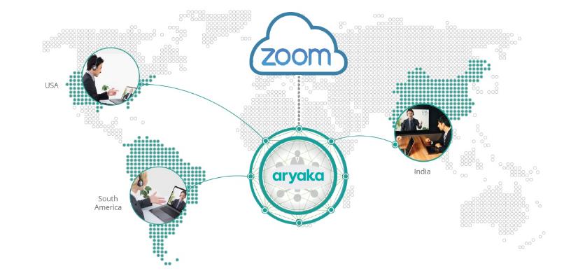 Zoom connectivity