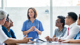 Augmedix improves application performance with SD-WAN