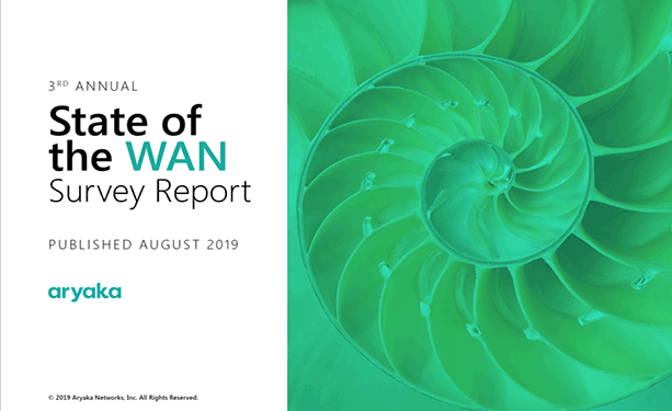 State of the WAN 2019 Report