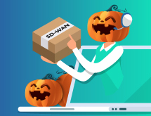SD-WAN Doesn't Have to be Scary (Halloween Special Edition)