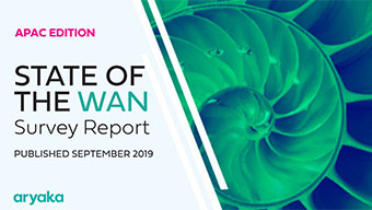 ASIA State of the WAN