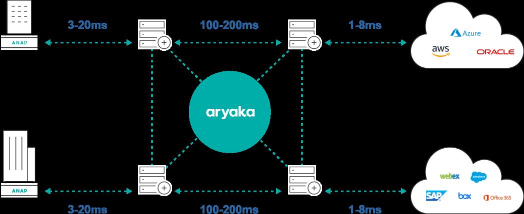 Aryaka Solution