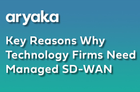 Key reasons why technology firms need managed SD-WAN