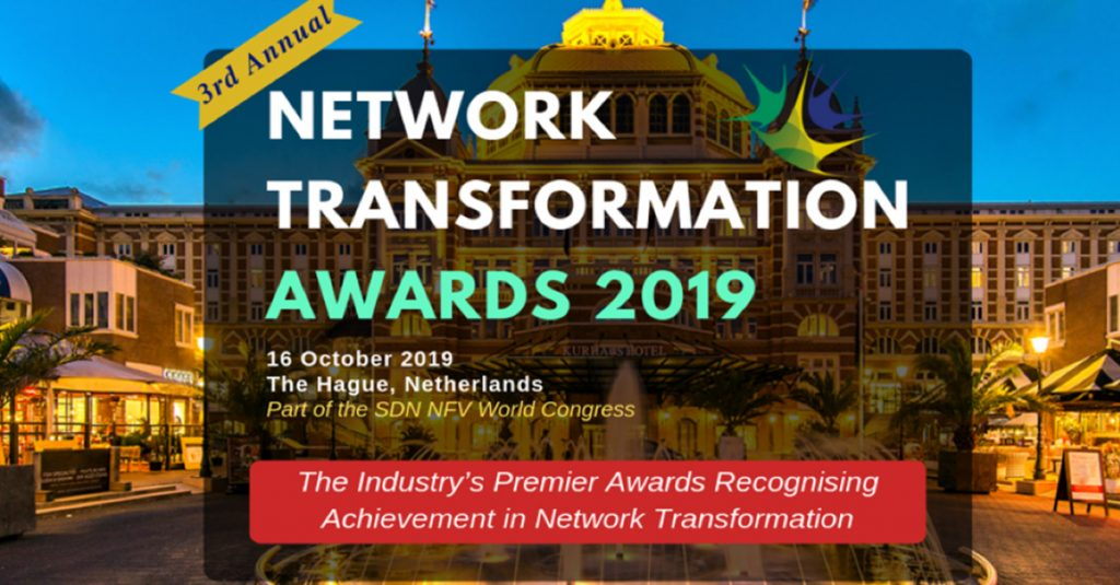 Best SD-WAN Product and Solution Network Transformation Awards