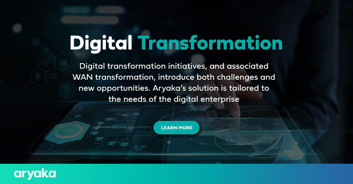 Digital Transformation | Aryaka