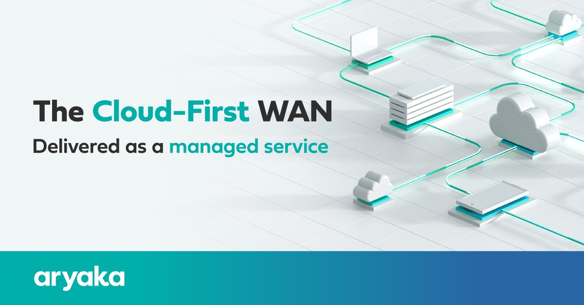 Cloud-First WAN: Managed SD-WAN and MPLS Alternative | Aryaka