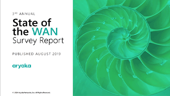 State of the WAN 2019