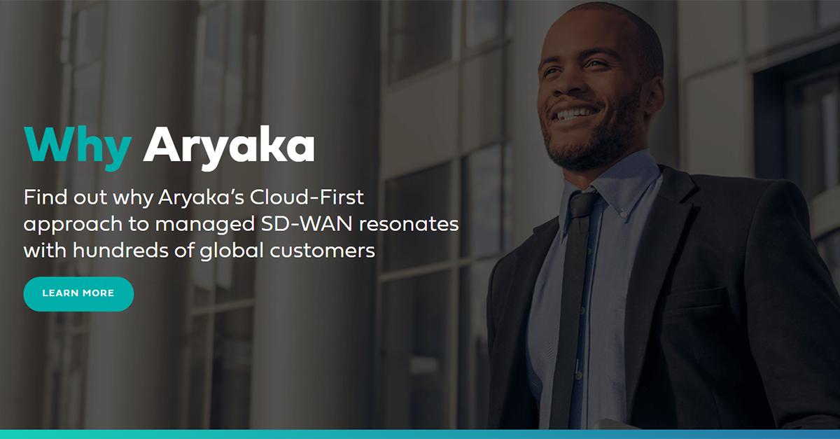 Why Aryaka