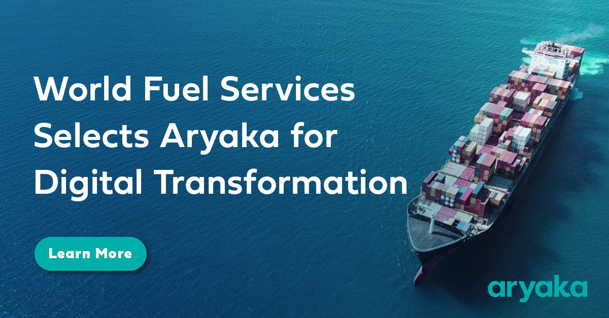 World Fuel Services Selects Aryaka for Digital Transformation, Network Simplification and Managed Services - Aryaka