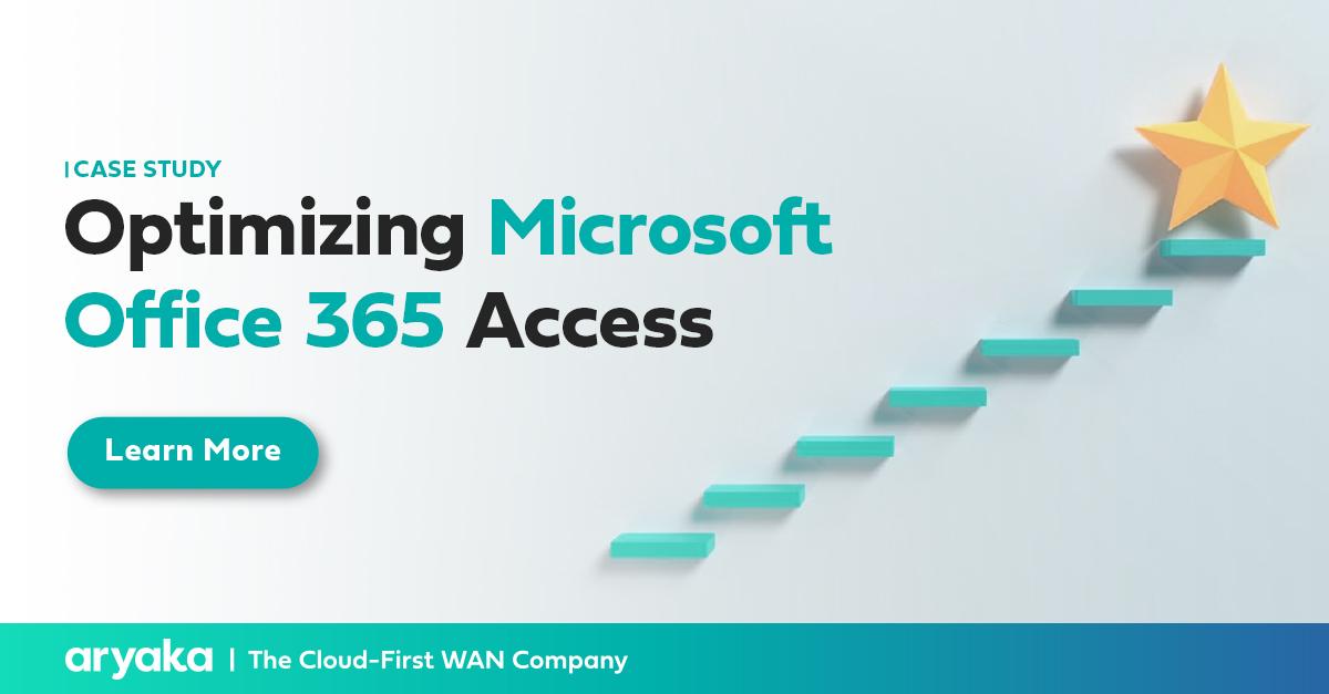 Optimizing Microsoft Office 365 Access | Case Study
