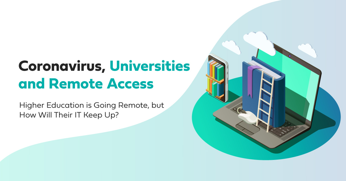 remote for higher education