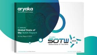 Aryaka-Bericht zum globalen Stand von WAN-Netzwerken 2020