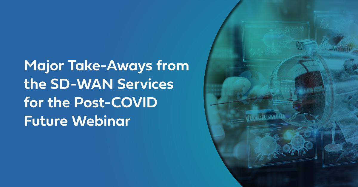 SD-WAN Services take-aways
