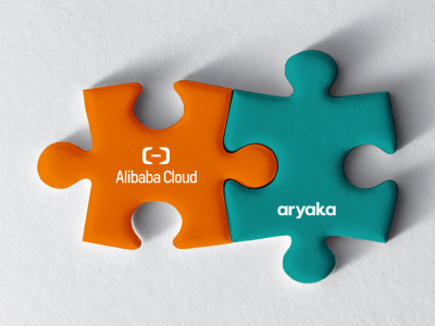 Alibaba Cloud Partners with Aryaka
