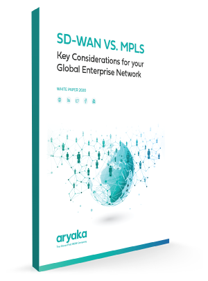 SD-WAN vs. MPLS: Key Considerations for Your Global Enterprise Network