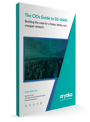 Download The CIOs Guide to SD-WAN