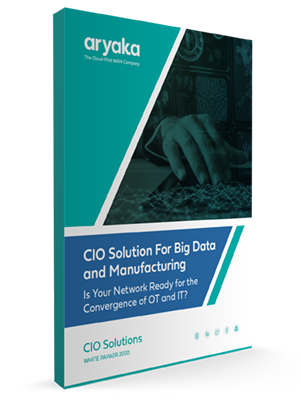 CIO solutions for Big Data and Manufacturing