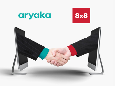 Aryaka and 8×8