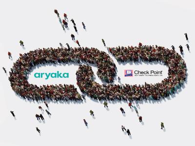 Paving the road to SASE: Aryaka and Check Point