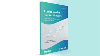 Aryaka PoP Architecture