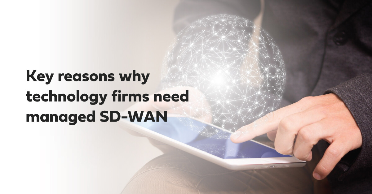 sd wan for technology firms