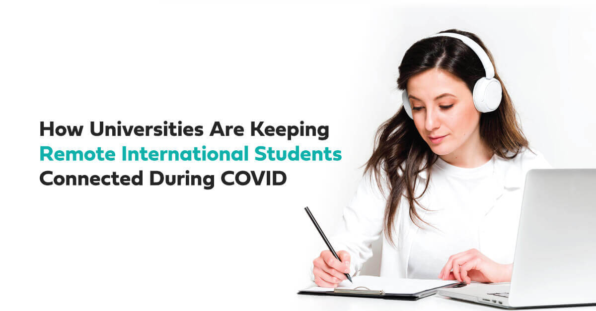 International Students Connected
