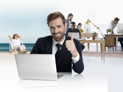 """Enabling a Hybrid Workplace for the """"Anywhere"""" worker"""