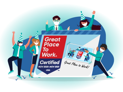 Aryaka Named a Fortune Great Place to Work for the Second Consecutive Year