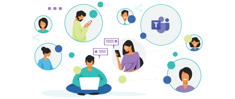 Traditional connectivity options to Microsoft Teams