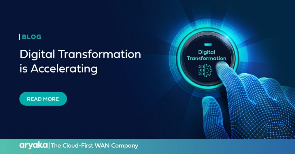 Digital Transformation is Accelerating